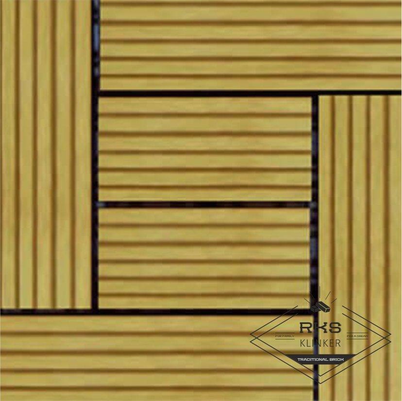 Садовый паркет CM-Decking (СиЭм-Декинг), серия CLASSIC, Дуб в Смоленске